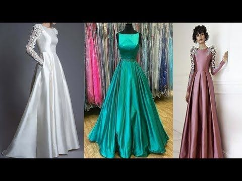 All About the Silk Long Dress