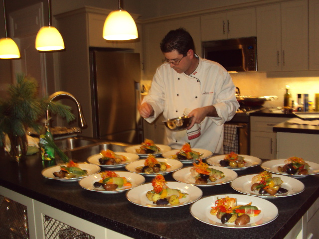 Hiring a Private Chefs for Bachelorette Party Ideas