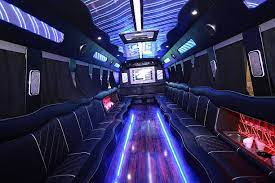 Book Party Bus Rental Online For Your Next Event